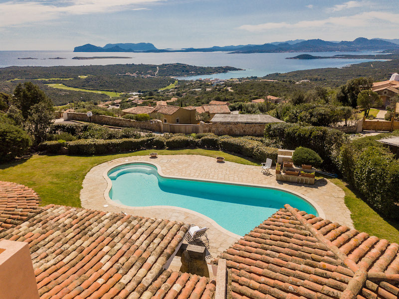 VILLA FOR SALE PORTO CERVO PEVERO