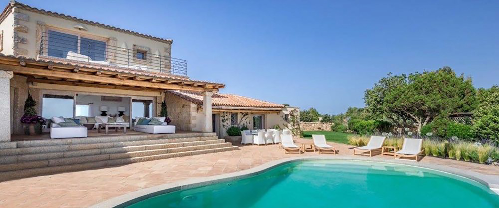 LUXURY VILLA FOR SALE PORTO CERVO