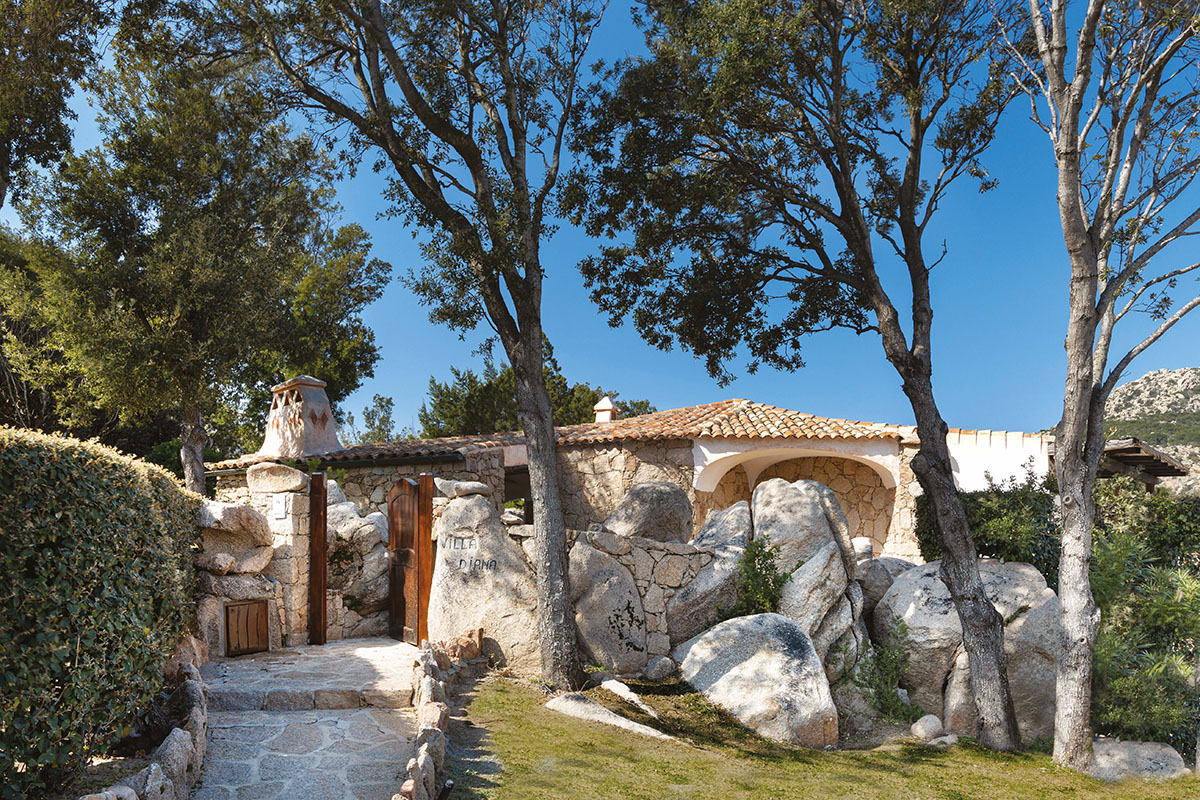 VILLA DIANA PORTO CERVO FOR SALE